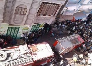 السيطرة على حريق شب في شقة بمدينة 6 اكتوبر