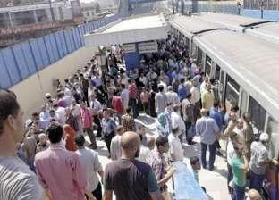 ضبط 186 بائعا متجولا في محطات القطارات والمترو