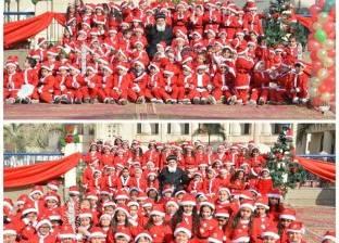 مطرانية سمالوط تنظم حفل عيد الميلاد لأطفال مدارس العهد الجديد