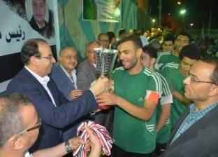 الشعراوي: صناعة الأبطال تبدأ بالاستثمار في الشباب مثل اللاعب محمد صلاح