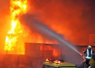 """مدير الحماية المدنية بالجيزة يكشف تفاصيل """"حريق الهرم"""""""