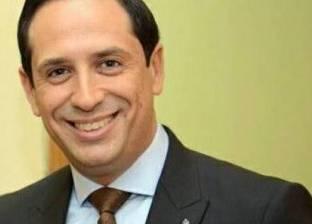 """برنامج اجتماعي لأحمد سالم على شاشة """"القاهرة والناس"""" نهاية نوفمبر"""