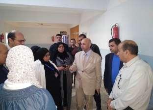 """""""صحة الشرقية"""": نقل العيادات الخارجية بمستشفى كفر صقر للمركز الطبي"""
