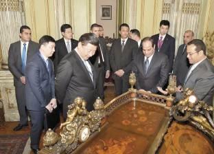 """محطات في مسيرة العلاقات """"المصرية – الصينية"""""""