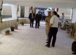 بالصور| مدير أمن كفرالشيخ يتفقد تأمين المدارس في أول أيام الدراسة