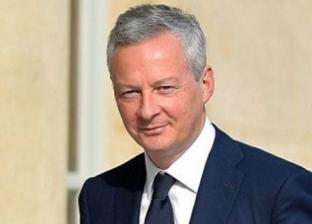 يحدث اليوم| وزير الاقتصاد والمالية الفرنسي يصل القاهرة
