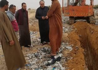 نائب مطروح: إنشاء شبكة مياه بقرية أولاد جبريل بتكلفة 10 ملايين جنيه