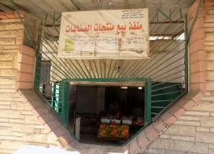 """مواطنون يطالبون بدعم منافذ بيع المنتجات الغذائية بـ""""زراعة الفيوم"""""""