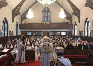 """البابا تواضروس من أمريكا: """"نشكر ربنا.. أمورنا في مصر مستقرة"""""""