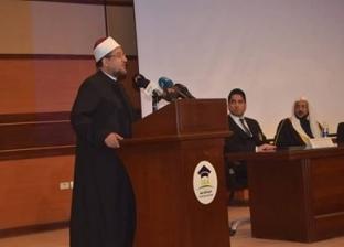 """وزير الأوقاف يشكر السيسي على دعمه لـ""""الأئمة"""""""