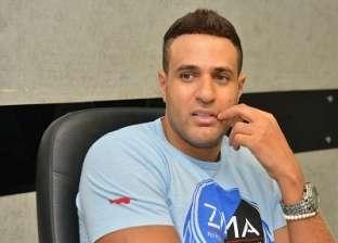 محمد نور: أرفض ظهور زوجتي في أي عمل فني أو لقاء إعلامي