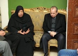 """""""الوطن"""" تنشر نص أقوال والدة المجني عليها في المذبحة الأسرية بكفر الشيخ"""