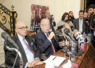 وزراء ومثقفون وسياسيون فى حفل توقيع مذكرات «سلماوى»