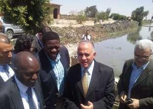 وزير الري يحذر من نقل مياه النيل إلى المناطق الساحلية