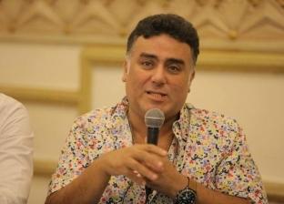 """تامر حبيب: آخر أعمالي فيلم """"أهل العيب"""" عن """"النماذج الشمال"""""""