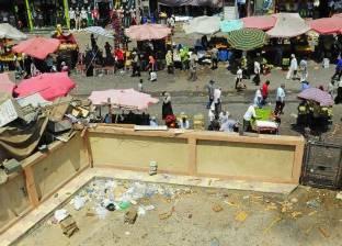 «أحمد ماهر».. البلطجية والباعة الجائلون يغلقون مداخل المستشفى