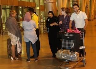"""ضبط أدوات تجميل بـ400 ألف جنيه بحوزة """"سعودية"""" في مطار القاهرة"""