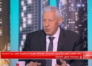 مكرم محمد أحمد: السادات بطل أسطوري.. لكنه أخطأ عندما تعاون مع الإخوان