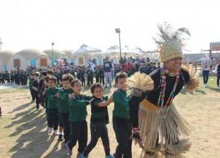 التطور الطبيعى لرحلات المدرسة: تخييم ورقص وركوب خيل