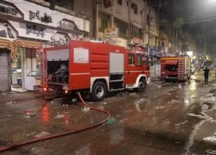 """""""ليلة حنة قلبت بكارثة"""".. إصابة 17 إثر انفجار أسطوانة بوتاجاز بالمنصورة"""