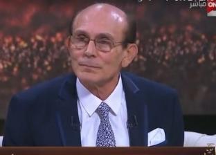 """محمد صبحي معاتبا أشرف عبدالباقي: """"عيب.. إحنا مش في قهوة"""""""