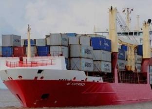 موانئ بورسعيد: 24 سفينة إجمالي الحركة اليوم
