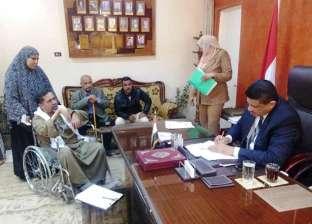 خلال أسبوعين.. رؤساء المحليات بسوهاج يستقبلون 478 مواطنا لحل مشاكلهم