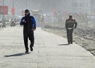 طقس شتوى وأمطار فى المحافظات وغلق بوغاز الإسكندرية لليوم الثالث