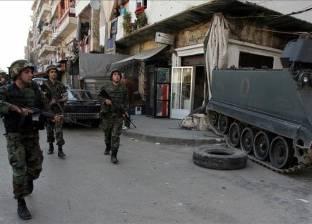 """لبنان: إصابة 5 عسكريين إثر إطلاق النار على دورية في """"دار الواسعة"""""""