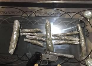 """ضبط عاطل أثناء ترويج المخدرات في """"سيوف"""" الإسكندرية"""