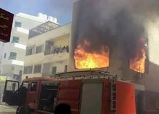 مسلحون يحرقون منزل طليقة شقيقهم ويهاجمون رجال الإطفاء بالشرقية