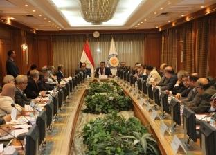 وزير التعليم العالي يرأس اجتماع المجلس الأعلى للمستشفيات الجامعية