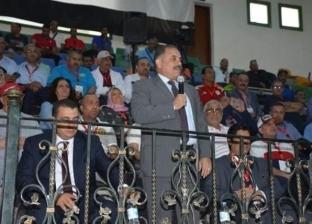 انطلاق فعاليات الدورة الرياضية العربية الثانية للاتحادات النوعية