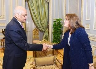 """""""عبدالعال"""" لسفيري الأردن وكوبا: بيننا تاريخ ممتد من الصداقة"""