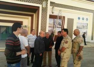 وزير السياحة يتابع التجهيزات النهائية لاحتفالية عيد معركة العلمين