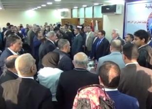 حزب مستقبل وطن يفتتح مقر أمانته بالدقهلية