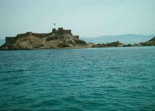 """غدا.. إضاءة قلعة صلاح الدين والأهرامات بالأزرق احتفالا بـ""""يوم المياه"""""""