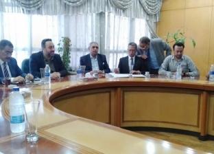 """جلسة صلح بنقابة الصحفيين بين """"العوضي"""" وجريدتي الجمهورية والمساء"""
