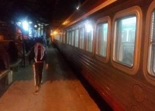 """السكة الحديد: التأخيرات المتوقعة على خط """"القاهرة - السد العالى"""" 40 دقيقة"""