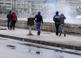 هطول أمطار خفيفة على الإسكندرية.. والمحافظة تعلن حالة الطوارئ