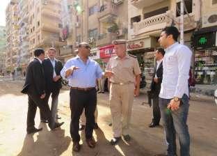 تحرير 564 مخالفة مرافق وإشغالات و70 قضية تموينية في الغربية