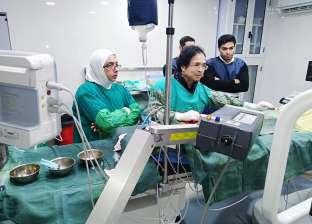 """""""الأورمان"""" تستقبل خبير ألماني لجراحات القلب بالتنسيق مع جامعة طنطا"""
