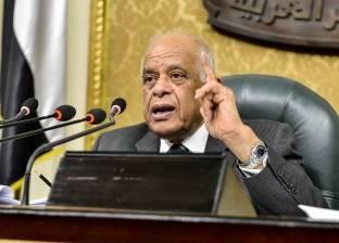 """رئيس """"النواب"""" يطالب بالاصطفاف خلف القيادات السياسية لمواجهة الإرهاب"""