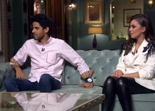 """إسراء عبدالفتاح: """"مبحبش المية مستحيل أشربها.. بتعب منها"""""""