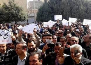 روسيا اليوم: اشتباكات بين قوات الأمن والمحتجين وسط طهران