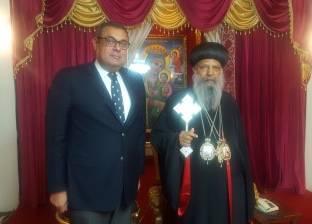 مشاورات لتعزيز العلاقات التاريخية بين الكنيسة المصرية والإثيوبية