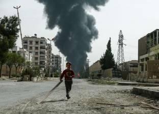 مفتشو بعثة منظمة حظر الأسلحة الكيميائية يدخلون دوما السورية