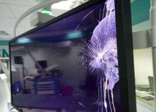 النيابة تتحفظ على كاميرات معهد القلب.. وتحقق مع المتهم بتحطيم الإنعاش