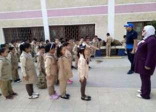 بدء الدراسة بـ350 مدرسة في الدقهلية بنظام الفترتين