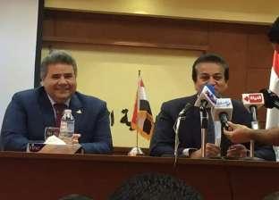 """""""التعليم العالي"""": الحكومة تتحمل تكاليف دراسة الطلاب السوريين في مصر"""